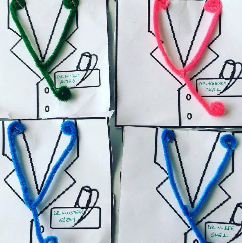 Dr Onlugu Craft Okul Oncesi Etkinlik Kirtkirtla