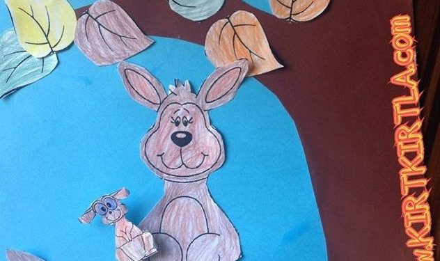 Kanguru Etkinligi Okul Oncesi Etkinlik Okul Oncesi Craft Kirtkirtla