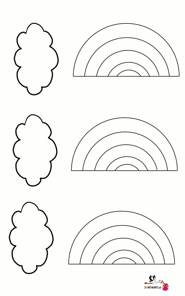 Kandil Kartikart örnekleri Boyama Sayfası Okul öncesi Etkinlik