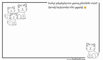 PARMAK BASKISI KEDİLER