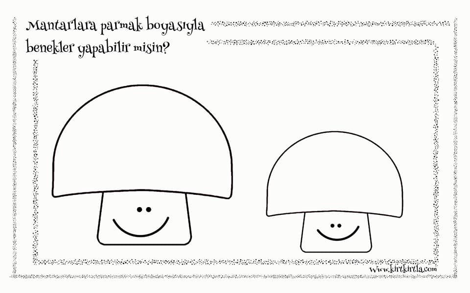 Bulut Resmi Boyama Okul Oncesi Coloring Free To Print