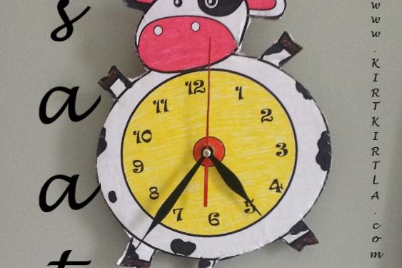 Saat Yapiyoruz Sapkada Ki Tavsan Hareketli Etkinlikler Okul