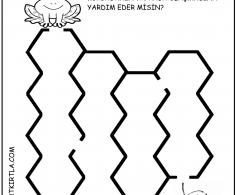 LABİRENT – KURBAĞA