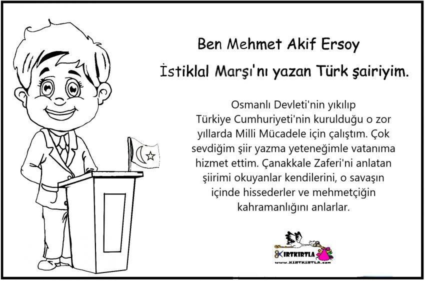 Mehmet Akif Ersoy Mehmet Akif Ersoy Kimdir Kirtkirtla