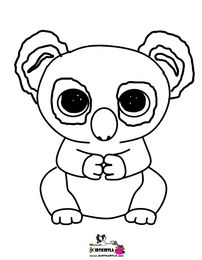 Koala Boyama Sayfasi Kirtkirtla Koala Boyama Sayfasi Kirtkirtla