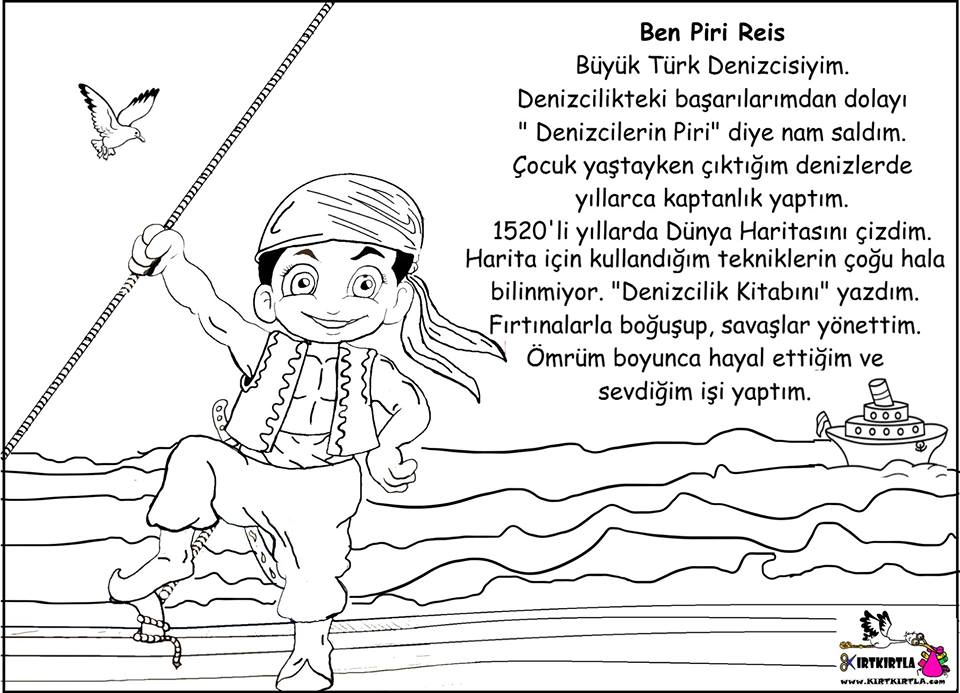 PİRİ REİS_ KIRTKIRTLA