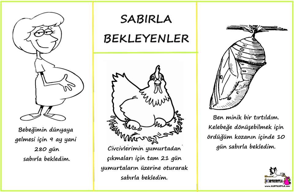 SABIRLA BEKLEYENLER