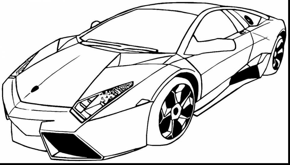 Klasik Araba Boyama Sayfasy Resim Cizmek
