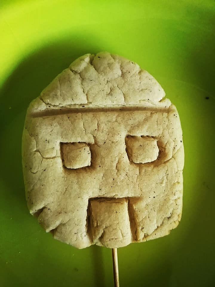 kurabiye 3 kırtkırtla - KURABİYE