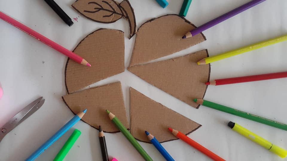 makas çalışmaları _ okul öncesi - preschool