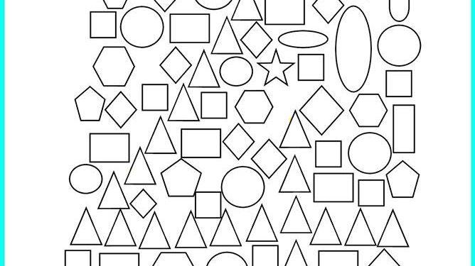 Bulmaca üçgen şekli Kirtkirtla Görsel Zeka Ve Dikkat Gelişimi