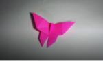 Okul Öncesi Kolay Origami Kelebek Nasıl Katlanır