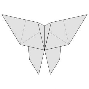 okul oncesi kelebek origami 31 300x300 - Okul Öncesi Kolay Origami Kelebek Nasıl Katlanır
