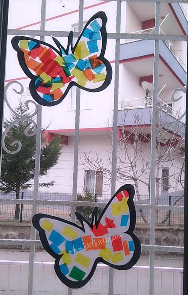 kelebek 3 kırtkırtrla - KELEBEK