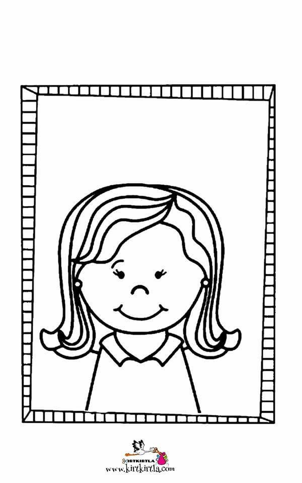 Anneler Günü Boyama Sayfasi Kirtkirtla