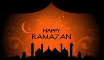 Ah Canım Ramazan