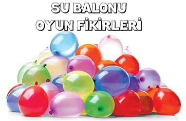 Disari Oyunlari Su Balonu Oyun Fikirleri Kirtkirtla
