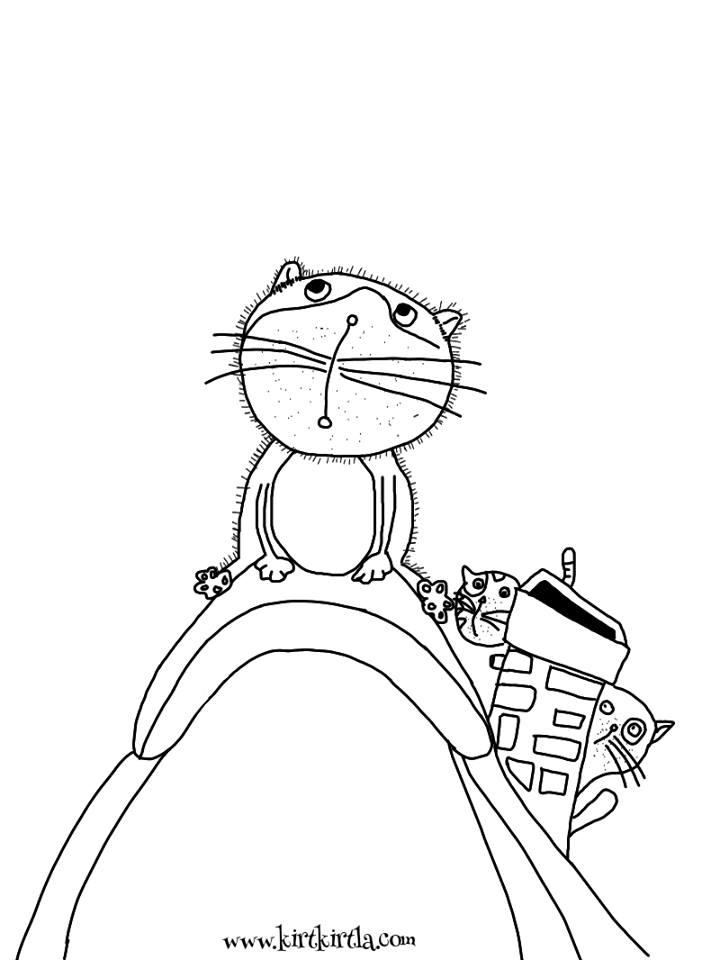 Uc Kedi Bir Dilek Etkinlik Cocuk Kitaplari Kirtkirtla