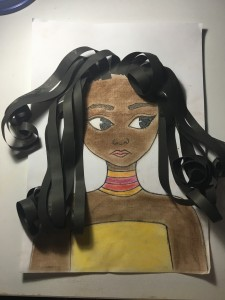 Afrikalı-çocuk-suluboya-sanat-etkinliği
