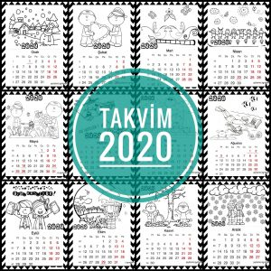 TAKVİM 2020