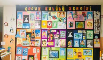 Okulöncesi Sanat Etkinlikleri Sergisi