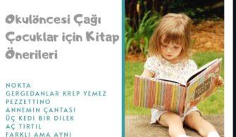 Çocuklar için Kitap Önerileri