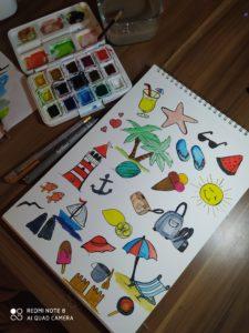 Okulöncesi Doodles