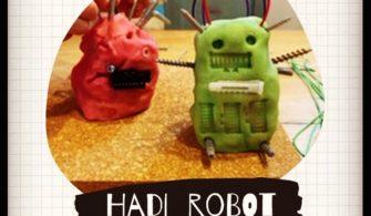 Hadi Robot Tasarlayalım